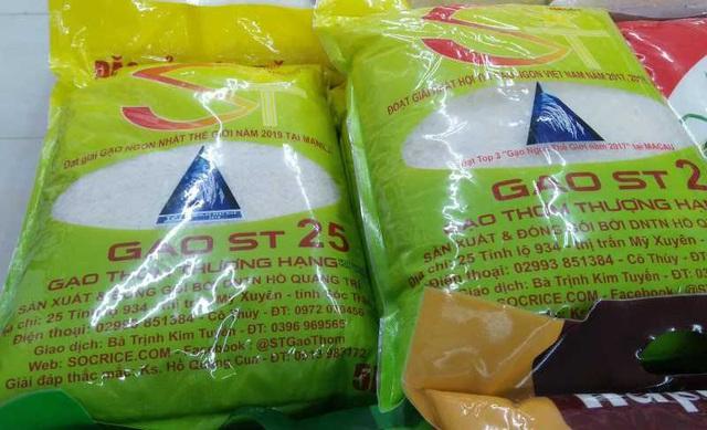 Bảo vệ thương hiệu gạo ST25: Cần sự vào cuộc của các doanh nghiệp - ảnh 1