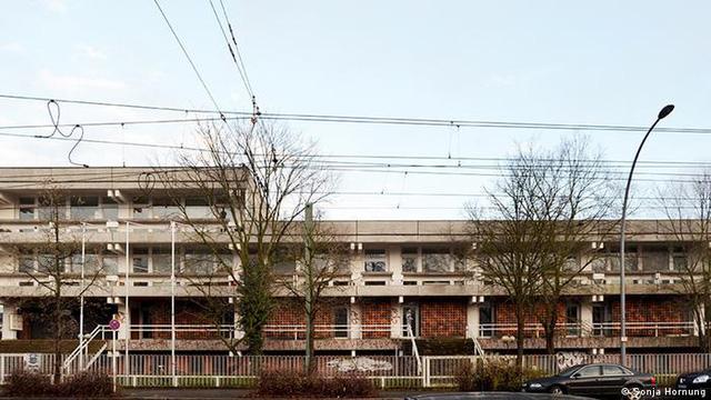 Biến sân bay cũ thành nhà ở tại Berlin, Đức - Ảnh 1.