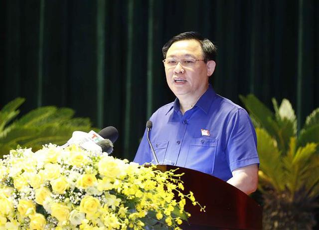 Chủ tịch Quốc hội Vương Đình Huệ: Đổi mới, bảo đảm Quốc hội là cơ quan đại biểu cao nhất của nhân dân - Ảnh 2.