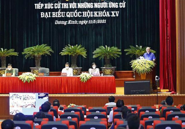 Chủ tịch Quốc hội Vương Đình Huệ: Đổi mới, bảo đảm Quốc hội là cơ quan đại biểu cao nhất của nhân dân - Ảnh 1.