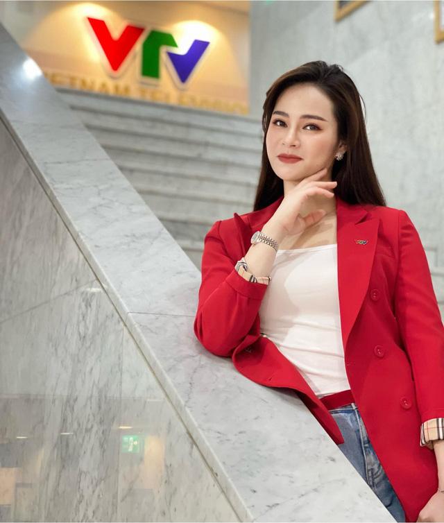 MC Thu Hương chia sẻ bí quyết giữ dáng - Ảnh 6.