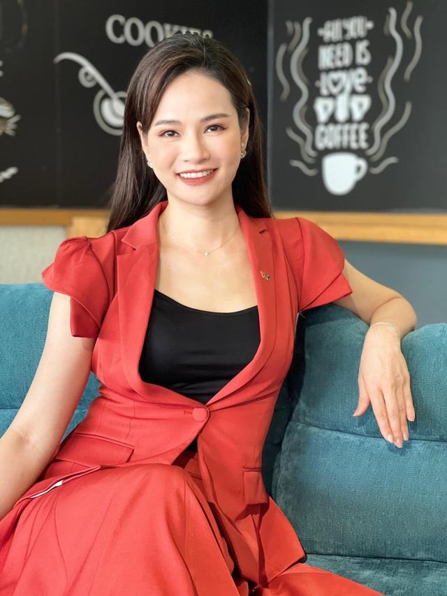 MC Thu Hương chia sẻ bí quyết giữ dáng - Ảnh 2.