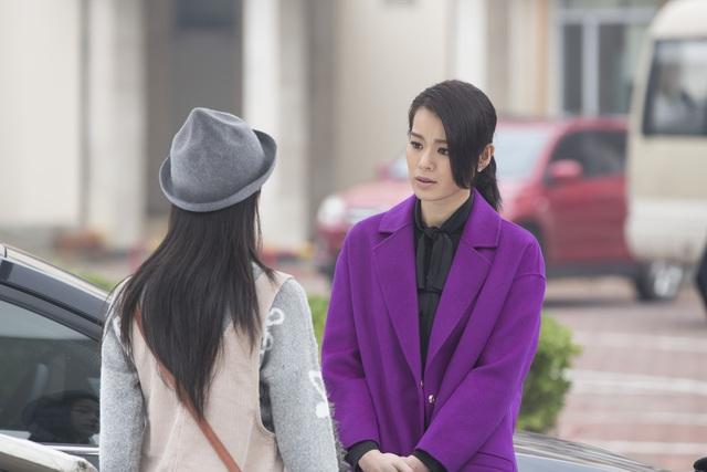 Hồ Hạnh Nhi tái ngộ khán giả Việt trong phim tâm lý gia đình Cha dượng sắp lên sóng VTV9 - Ảnh 4.