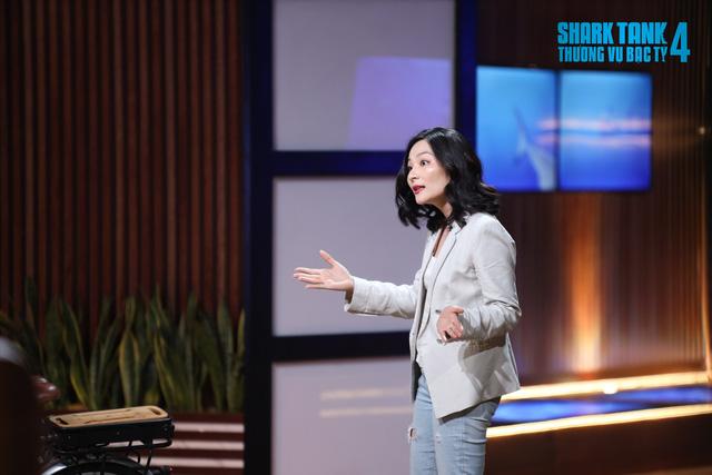 """Shark Tank Việt Nam: Nữ CEO lên tiếng giữa """"bão mạng về câu chốt deal của Shark Phú - Ảnh 2."""