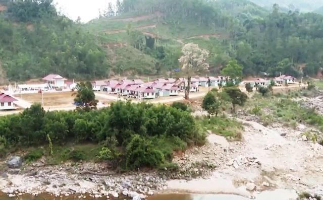 Sự hồi sinh mạnh mẽ tại ngôi làng mới ở Trà Leng - Ảnh 2.