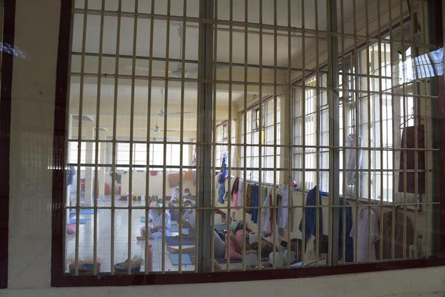 Gần 3.000 ca mắc COVID-19 trong nhà tù ở Thái Lan - Ảnh 1.