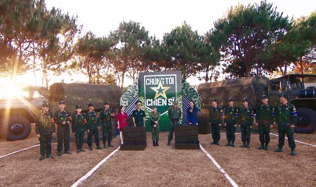 Hoa hậu HHen Niê và ca sĩ Hải Yến khuấy động Chúng tôi chiến sĩ 2021 - Ảnh 2.
