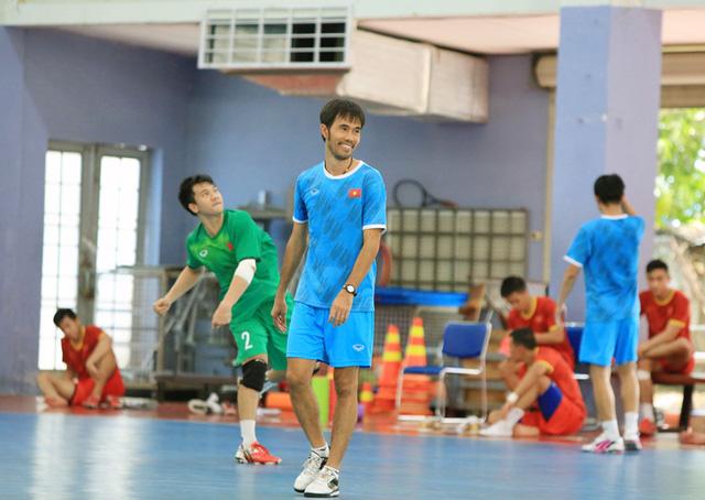 ĐT Futsal Việt Nam sẽ vượt qua Lebanon trong 2 trận play-off tranh vé dự World Cup - Ảnh 1.