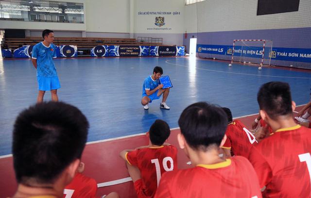 ĐT Futsal Việt Nam sẽ vượt qua Lebanon trong 2 trận play-off tranh vé dự World Cup - Ảnh 11.