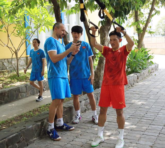 ĐT Futsal Việt Nam sẽ vượt qua Lebanon trong 2 trận play-off tranh vé dự World Cup - Ảnh 10.