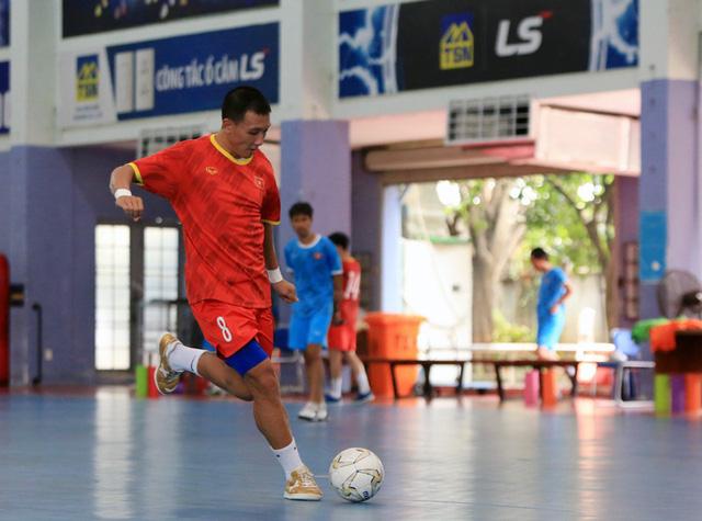 ĐT Futsal Việt Nam sẽ vượt qua Lebanon trong 2 trận play-off tranh vé dự World Cup - Ảnh 8.