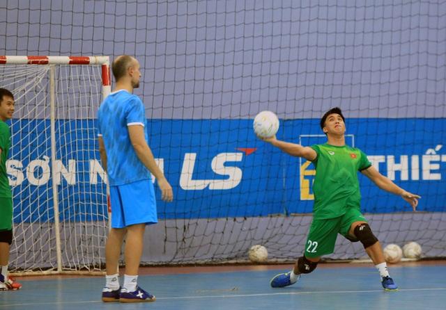 ĐT Futsal Việt Nam sẽ vượt qua Lebanon trong 2 trận play-off tranh vé dự World Cup - Ảnh 6.