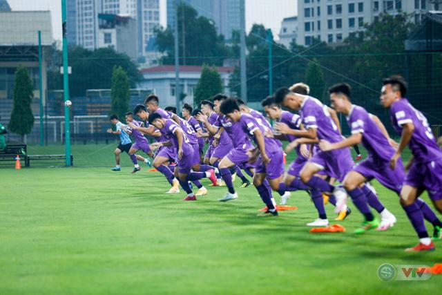 U23 Việt Nam thuộc nhóm hạt giống tại U23 Châu Á 2022 - Ảnh 1.