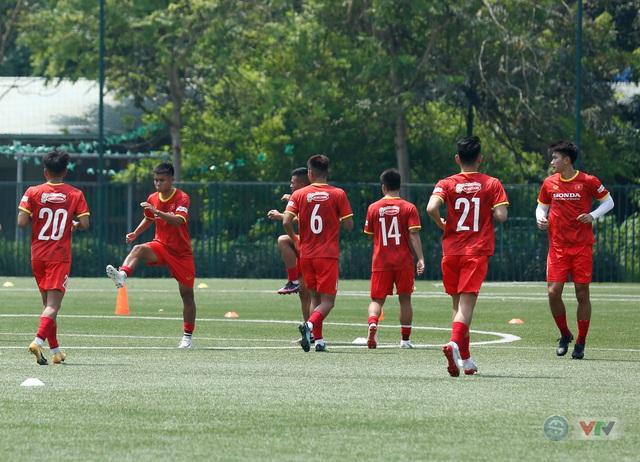 U23 Việt Nam thuộc nhóm hạt giống tại U23 Châu Á 2022 - Ảnh 2.