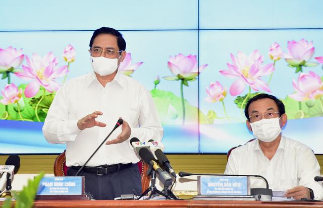 Thủ tướng ủng hộ tăng tỉ lệ điều tiết ngân sách để lại cho TP Hồ Chí Minh - Ảnh 1.