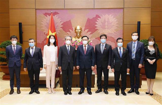 Không ngừng phát triển quan hệ đối tác hợp tác chiến lược toàn diện Việt - Trung - Ảnh 1.