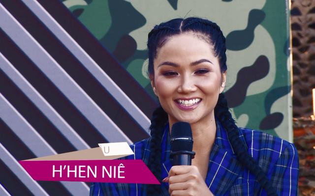Hoa hậu HHen Niê và ca sĩ Hải Yến khuấy động Chúng tôi chiến sĩ 2021 - Ảnh 4.