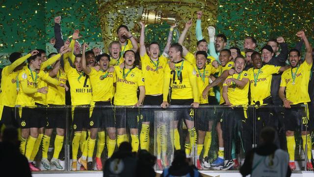 Hạ RB Leipzig, Dortmund vô địch Cúp Quốc gia Đức - Ảnh 2.
