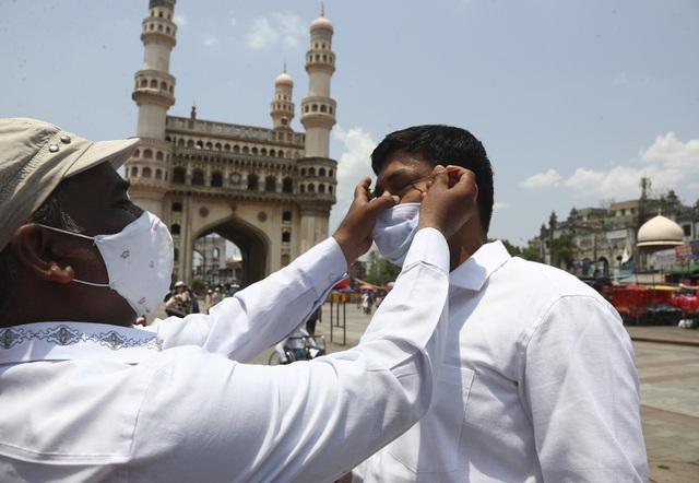 Hàng loạt biện pháp phòng dịch nghiêm ngặt trong lễ hành hương Umrah tại thánh địa Mecca - Ảnh 1.
