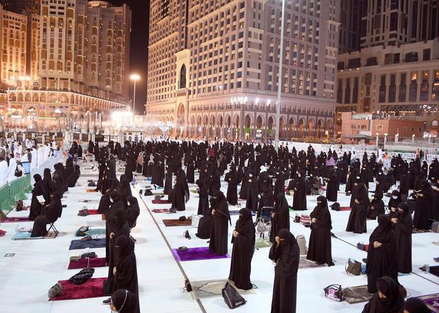 Hàng loạt biện pháp phòng dịch nghiêm ngặt trong lễ hành hương Umrah tại thánh địa Mecca - Ảnh 2.