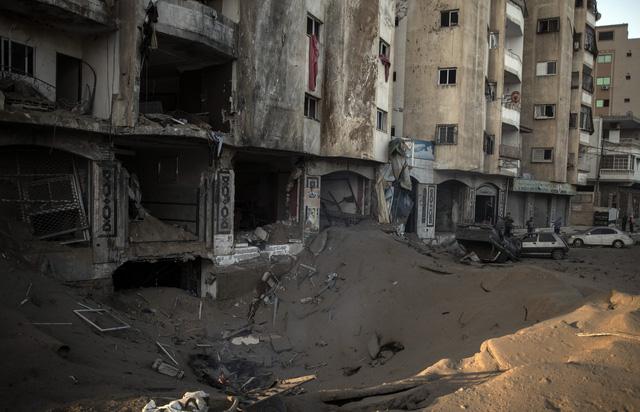 Hơn 100 người Palestine thiệt mạng vì xung đột ở Dải Gaza - Ảnh 2.