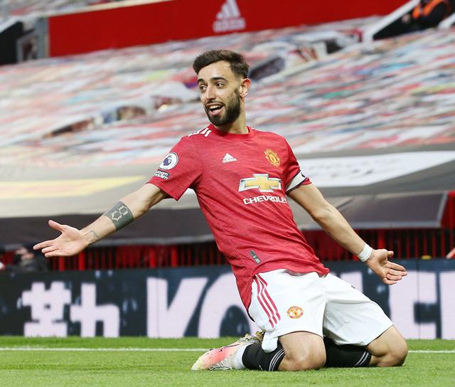 Man Utd 2-4 Liverpool: Mãn nhãn derby nước Anh - Ảnh 1.
