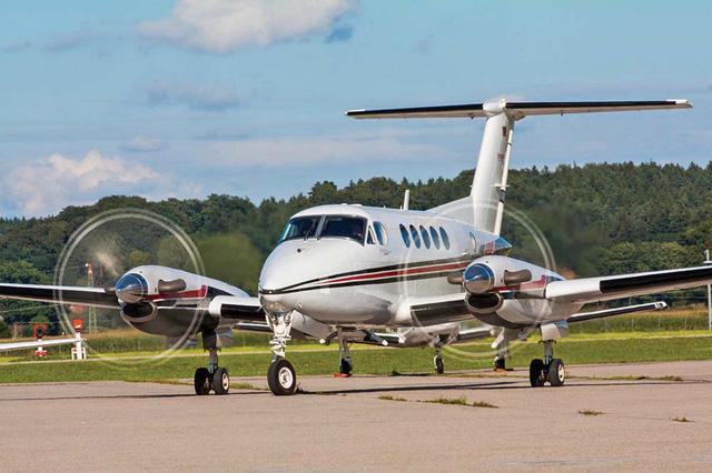 """Thêm một hãng bay """"gãy cánh"""", thị trường hàng không chung bị trói cánh - Ảnh 1."""