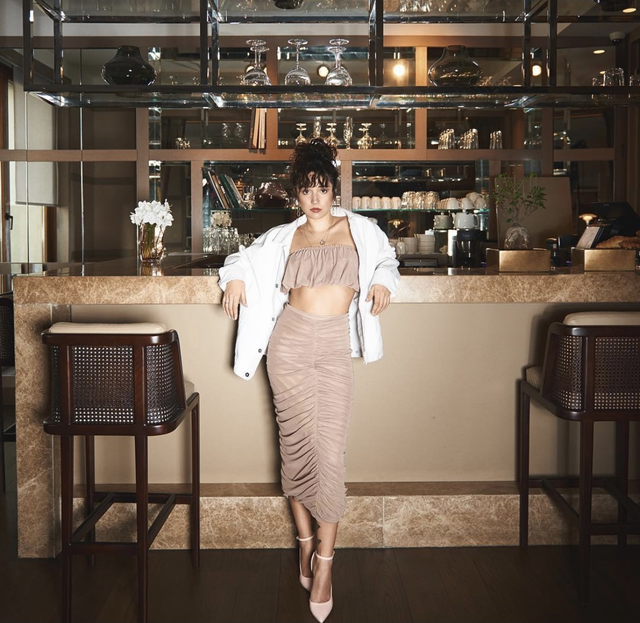 Mê mẩn với nhan sắc và phong cách thời trang của nữ phụ phim Trái cấm - Ảnh 2.