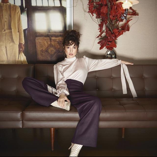 Mê mẩn với nhan sắc và phong cách thời trang của nữ phụ phim Trái cấm - Ảnh 1.