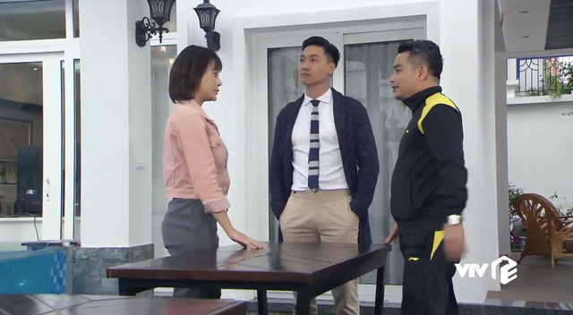 Hương vị tình thân - Tập 19: Mẹ Nam ủ mưu xin làm giúp việc nhà Long? - Ảnh 4.