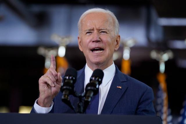 Tổng thống Mỹ Joe Biden đảo ngược sắc lệnh nhập cư - Ảnh 1.