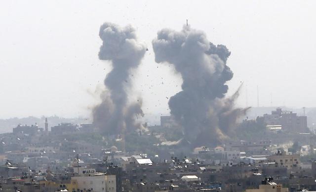 Mỹ cử đặc phái viên tới Trung Đông, nỗ lực xoa dịu căng thẳng Israel - Palestine - Ảnh 2.