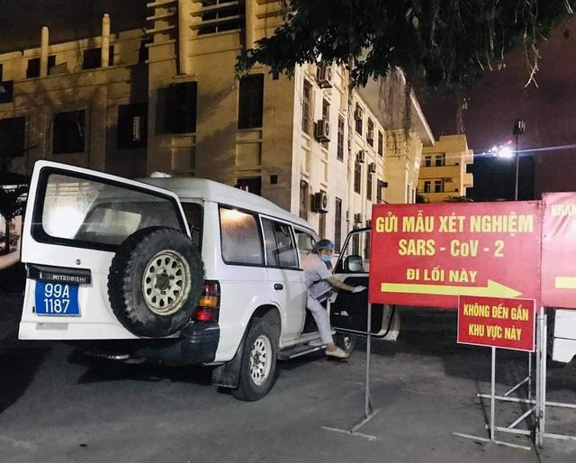Bác sĩ chống dịch ở Bắc Ninh: Chúng tôi quên mất hôm nay là thứ mấy - Ảnh 3.