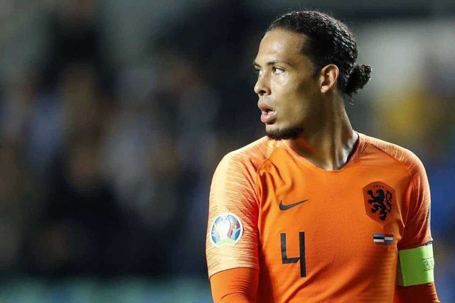 ĐT Hà Lan công bố danh sách tập trung cho EURO 2020 - Ảnh 1.