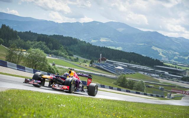 F1 lại 1 lần nữa thay đổi lịch thi đấu - Ảnh 1.