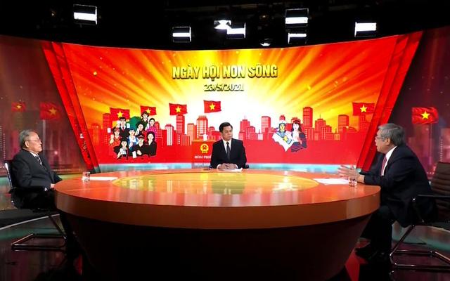 Tọa đàm: Ngày hội non sông (20h10 ngày 16/5 trên VTV1) - Ảnh 3.