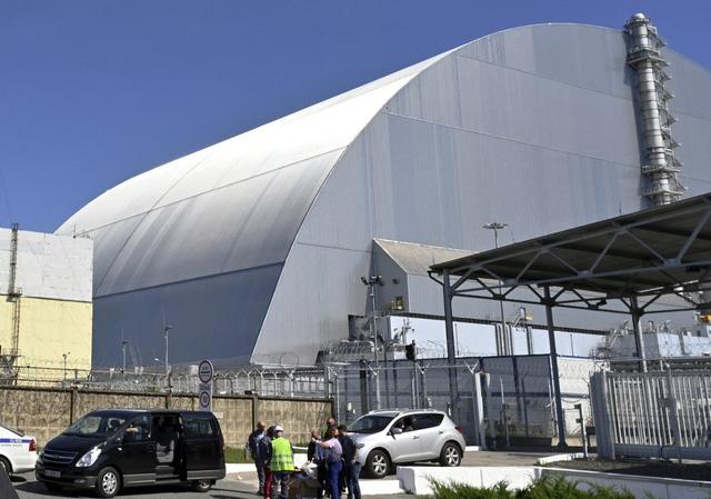 Nhà máy điện hạt nhân Chernobyl có thể phát nổ lần nữa - Ảnh 2.