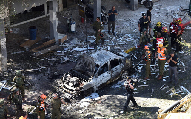 Xung đột tại Dải Gaza: Có những đứa trẻ phải chịu tổn thương suốt đời - Ảnh 4.