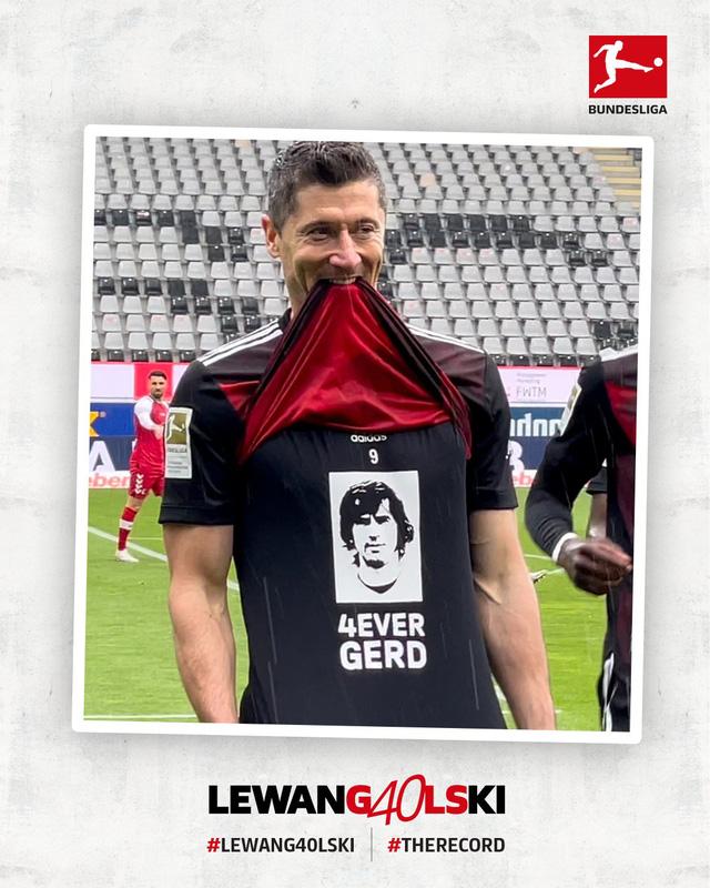 Lewandowski cân bằng kỷ lục tồn tại 49 năm ở Bundesliga - Ảnh 3.