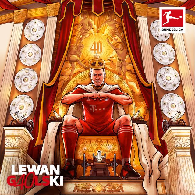 Lewandowski cân bằng kỷ lục tồn tại 49 năm ở Bundesliga - Ảnh 5.
