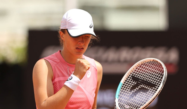 Iga Swiatek chạm trán Karolina Pliskova trong trận chung kết đơn nữ Italia mở rộng 2021 - Ảnh 2.