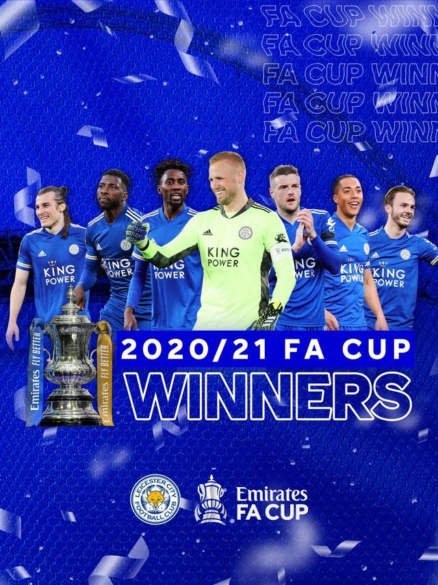 Hạ Chelsea, Leicester City giành chức vô địch FA Cup - Ảnh 10.