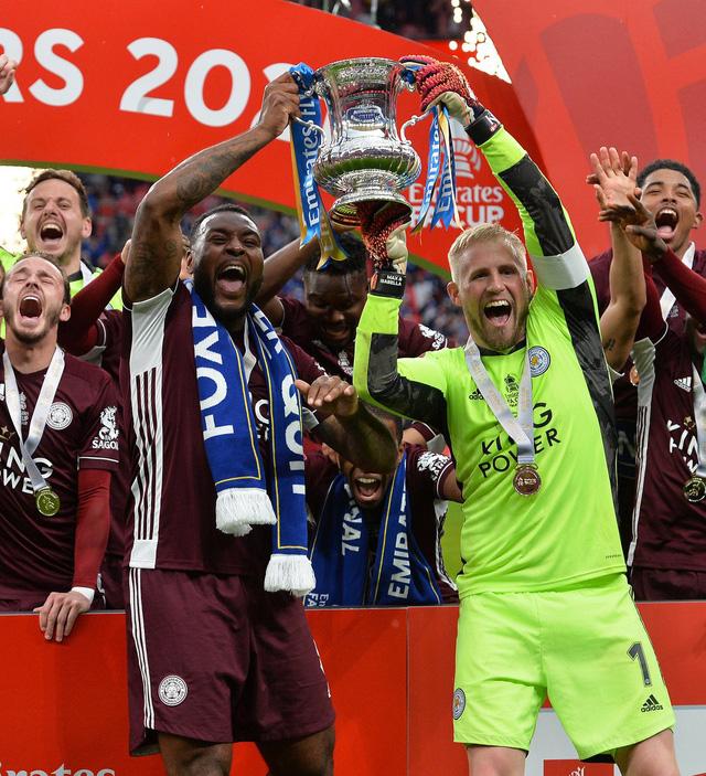 Hạ Chelsea, Leicester City giành chức vô địch FA Cup - Ảnh 8.