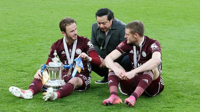 Hạ Chelsea, Leicester City giành chức vô địch FA Cup - Ảnh 5.