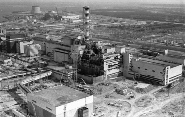 Nhà máy điện hạt nhân Chernobyl có thể phát nổ lần nữa - Ảnh 1.