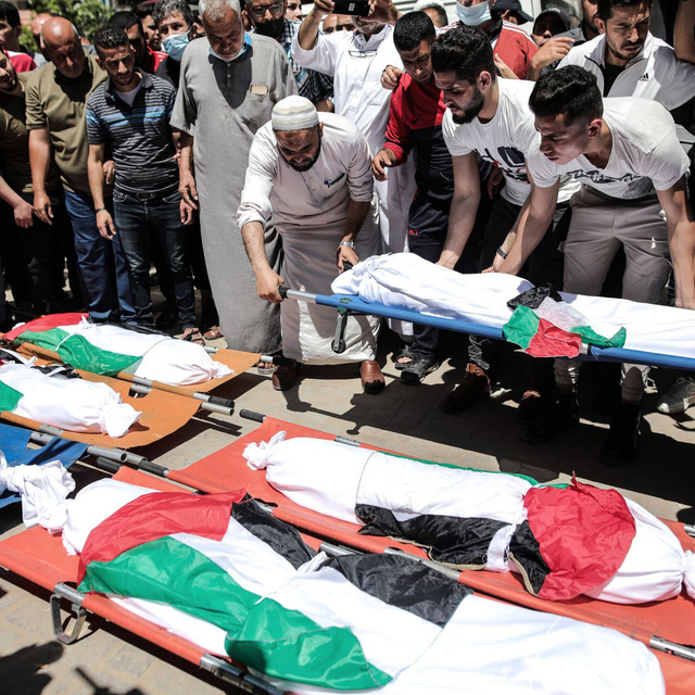 Xung đột tại Dải Gaza: Có những đứa trẻ phải chịu tổn thương suốt đời - Ảnh 5.