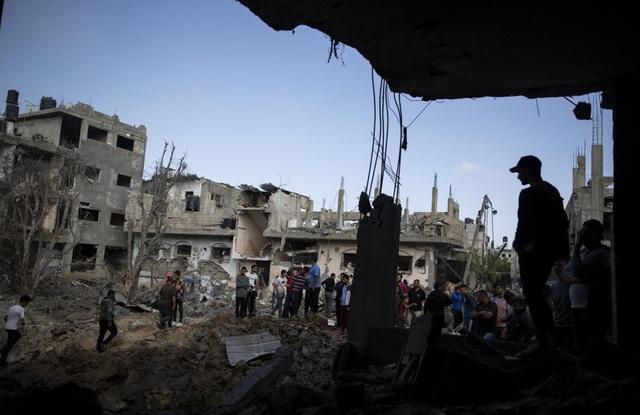 Hội đồng Bảo an Liên Hợp Quốc tiếp tục họp khẩn về xung đột Israel - Palestine - Ảnh 1.
