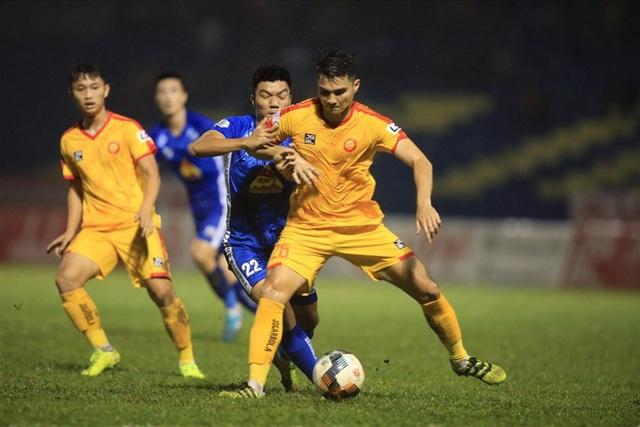 Chuyển động V.League 2021: Đông Á Thanh Hóa chia tay hàng loạt cầu thủ - Ảnh 1.