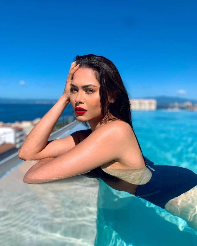 Nhan sắc tân Hoa hậu hoàn vũ thế giới 2020 - Ảnh 11.
