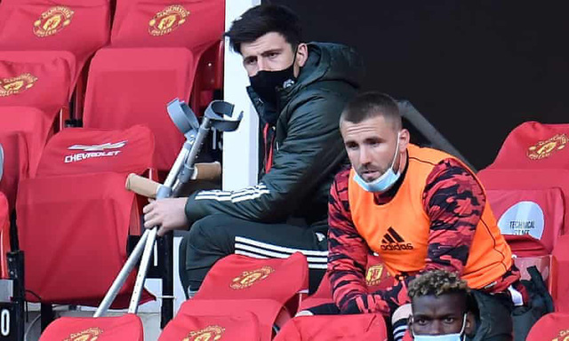 Harry Maguire báo tin vui cho Manchester United - Ảnh 3.